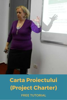 Do you want to learn how to be a professional manager and how to drive your own business? Latest Form, Project Charter, Business Professional, Project Management, Ideas, Thoughts