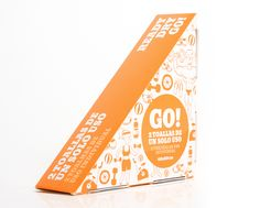 GO! on Packaging of the World - Creative Package Design Gallery