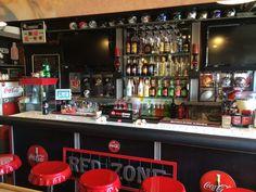 Bar in the Garage
