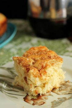 Batterway Cinnamon-Crunch Coffeecake
