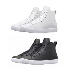 new product 9acb8 a3ed4 converse all star modern HTM black white