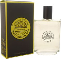 Crabtree & Evelyn - West Indian Lime Cologne Spray 3.4 oz.