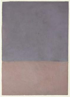 Untitled (Gray and Mauve) - Mark Rothko