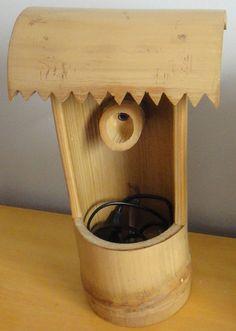 Resultado de imagem para decoração com bambu