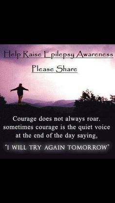 Epilepsy Awareness   I'll appreciate your time to visit my Epilepsy Awareness initiative at http://seizures.dolyan.com