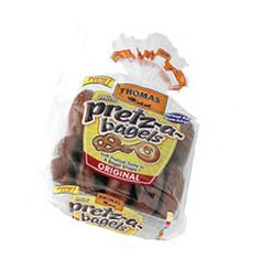 Thomas'® Mini Pretz-a-bagels™ are the best thing in a long time!  Yummy!!