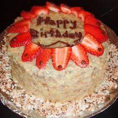 Glaçage pour gâteau au chocolat allemand @ qc.allrecipes.ca