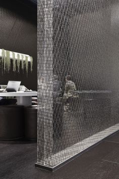 Snake Ranch | thedesignwalker:   The Wall of AIR with I-MESH...