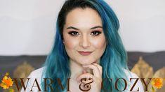 WARM & COZY FALL MAKEUP TUTORIAL 🍁 Maria Dumitrescu Fall Makeup Tutorial, Warm And Cozy, Youtube, Youtubers, Youtube Movies