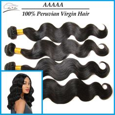 Find More Hair Weaves Information about sensationnel unprocessed AAAAAA Peruvian hair human hair weave wavy Peruvian virgin hair body wave Rosa hair products 4 pcs lot,High Quality Hair Weaves from Free&Fun  Hair Co.,Ltd on Aliexpress.com