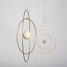 Kaja Skytte interior design Galaxy Globes collection // blog.noorverk.com
