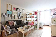 decoração apartamento pequeno - Pesquisa Google