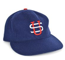 ae30eb2a438 US Tour Of Japan 1934 Ballcap   Hand crafted in the USA by Ebbets Field  Flannels