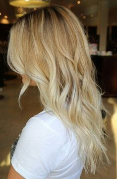 butter blonde highlights - Google Search
