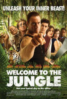Welcome to the Jungle (2013): I laughed out loud twice. And that's about it.