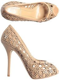 I so want these.....Christian Dior Shoes Online, Spring/Summer 2012