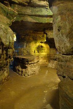 Indian Caverns , Columbus Ohio