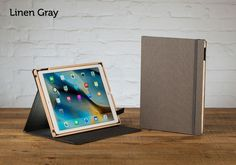 Linen Gray iPad Pro Case
