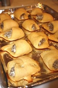 The Overwhelmed Woman's Go To Recipe: Stuffed Crescent Rolls.