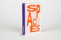 Spaces – Offspaces in Deutschland Catalogue Layout, Book Catalogue, Editorial Layout, Editorial Design, Buch Design, Sustainable Furniture, Typography, Lettering, Layout Design