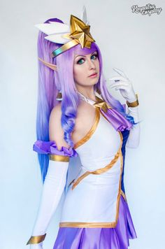 Star Guardian Janna - League of Legends by Kinpatsu-Cosplay.deviantart.com on @DeviantArt
