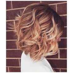 40 Best Bob Hair Color Ideas ❤ liked on Polyvore featuring beauty products, haircare, hair color, hair and hairstyles
