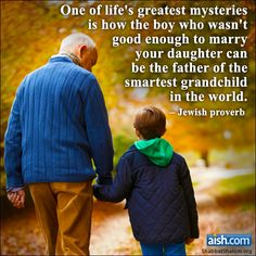 Jewish Quote of the Day: One Of Life's Greatest Mysteries