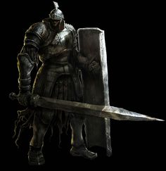 Iron Knight - Pictures & Characters Art - Dark Souls