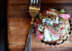 the great gatsby waldorf salad