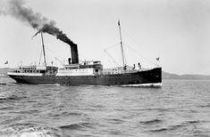 "[D/S ""Nordfjord I"", ca. 1931] - Marcus"