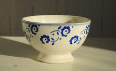 vintage coffee bowl van indru op Etsy, $28.00