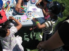 Art for Preschoolers San Jose, CA #Kids #Events