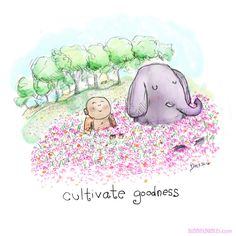 ♡ cultivate goodness ♡