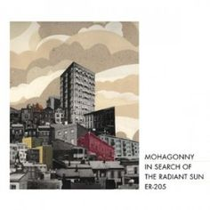 "Mahoganny - In Search Of The Radiant Sun (7"") - Elefant 1998"