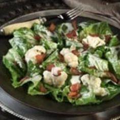 CREAMY CAULIFLOWER LETTUCE SALAD Recipe   Just A Pinch Recipes