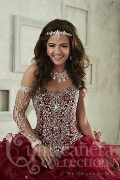 House of Wu 26833 Quinceanera Dress