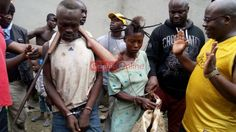 Kwame Adu and wife Margaret Kobi have been picked up by the police at Asaase in Bosomtwe