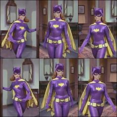 I love Yvonne Craig's Batgirl from the 60s.