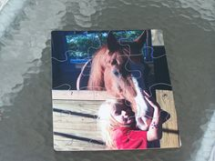 Personalized photo puzzle.