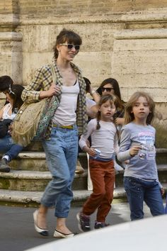 Milla and her daughter:)