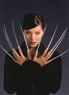 Kelly Hu as Yuriko Oyama / Deathstrike: X-Men United Kelly Hu, X Men, Marvel Comic Character, Comic Book Characters, Marvel Universe, Marvel Dc, Marvel Comics, Marvel Live, Books