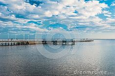 Photo about A pier leading towards the horizon in Jurata. Image of holiday, jurata, summer - 120067611 Opera House, Building, Beach, Water, Holiday, Summer, Travel, Outdoor, Image