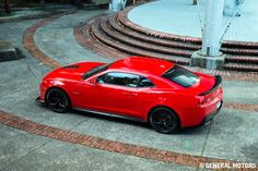 Motor Trend Names New Z/28 Best Driver's Car for Performance