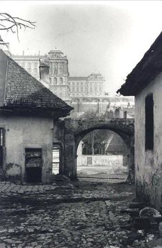Antique Photos, Vintage Photos, Old Pictures, Old Photos, Budapest Hungary, Homeland, Historical Photos, Old Town, 19th Century