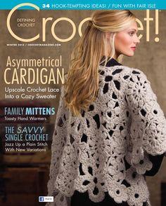 ISSUU - Crochet magazine nov2013 by Celine Forcier...