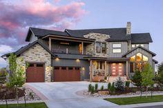 Best House Plans, House Floor Plans, Metal Building House Plans, Building Plans, Built In Lockers, Tall Ceilings, Build Your Dream Home, Craftsman Style, Craftsman Floor Plans