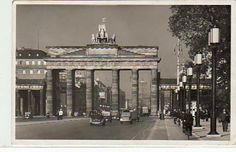 Berlin Mitte Brandenburger Tor 1941