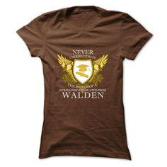 Limited Edition - Never Underestimate WALDEN Graduates (Women)