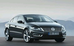 VW CC :-)