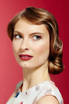 There's something elementally classic about a French twist and pin curls. But, with a loose wave and casually off-center chignon, this version works just as well at a concert as a black-tie gala. When you're ready to channel a modern-day Grace Kelly, just grab your TONI&GUY Firm Hold Hairspray, Volume Plumping Whip, and a glass of Veuve. That's what princesses do, right?